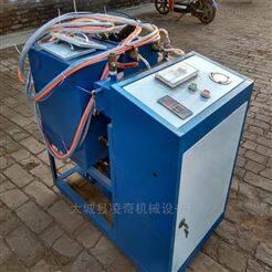 冰柜聚氨酯智能温控发泡机用途广泛