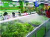 GRH超市蔬菜保鲜方式——喷雾加湿器