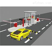 合肥停车场系统/合肥车牌识别停车道闸系统