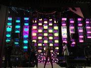广州深圳蜂窝DJ台显示屏