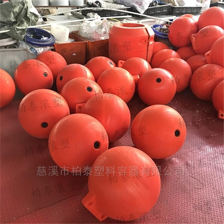 鄱阳湖自然保护区拦船浮球