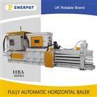 HBA150-110130卧式智能化工业垃圾压缩打包机厂家