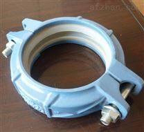 宁夏自治区1.5寸焊接式柔性短管式卡箍代理销售