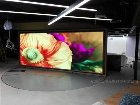 p1.875室内全彩LED显示屏售价为多少钱一方?