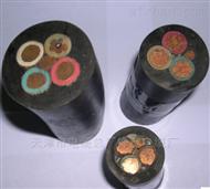 660/1140V-MYP矿用电缆3*70+1*25外径,重量