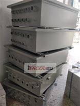 钢板焊接防爆接线箱工业用防爆箱体模块箱