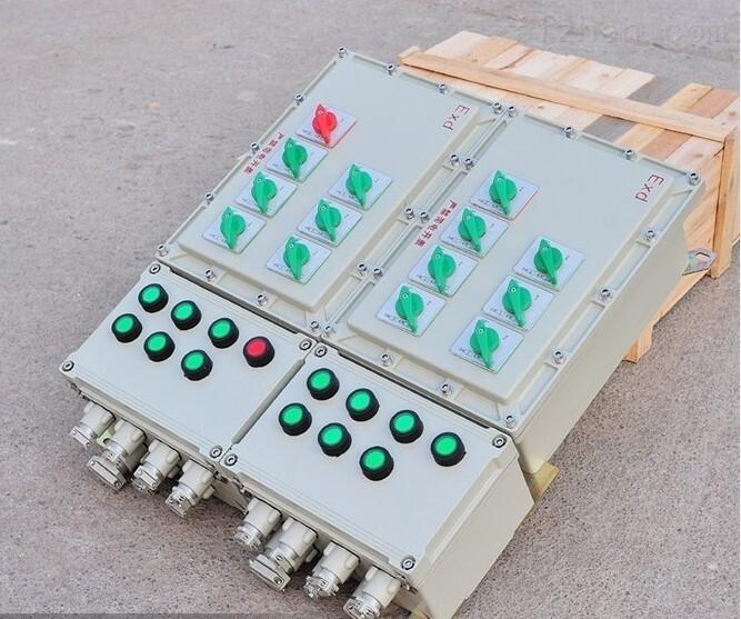 制油厂防爆动力配电箱