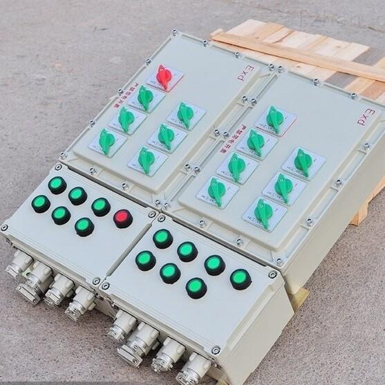 防爆配电箱IP54 ExdⅡCT6 WF2