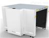 永集龙门跨带式PMS-140100安检机