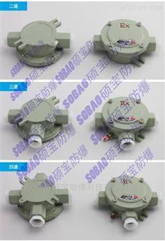 AH-C三通防爆接线盒