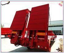 重型低平板机械运输车公告规范解读