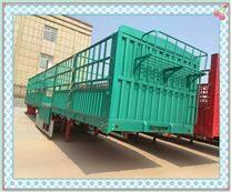 13米高栏车内部尺寸高栏半挂车价格