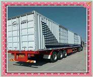 9.5米集装箱半挂车厂家市场创造活力
