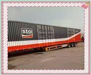 12.5米集装箱运输车价格检测手段完善