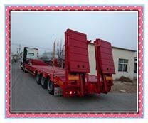 重型机械低平板运输车的保养技术指导