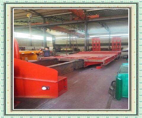 三桥低平板拖板车安全管理现状及对策