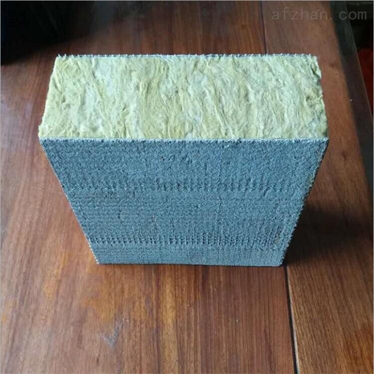 岩棉复合板 岩棉矿棉板规格