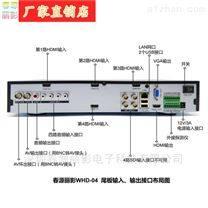 4路HDMI输入高清录像机厂家