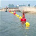 南通航道警示抬缆浮 塑料灯塔航标加工