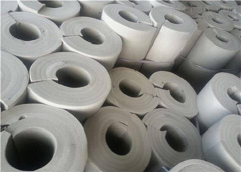 淮北市25x9/25x20/25x25/25x30橡塑保温管价格与流程