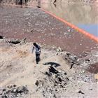 甘南水电站拦污浮筒 FT800塑料拦漂装置浮体