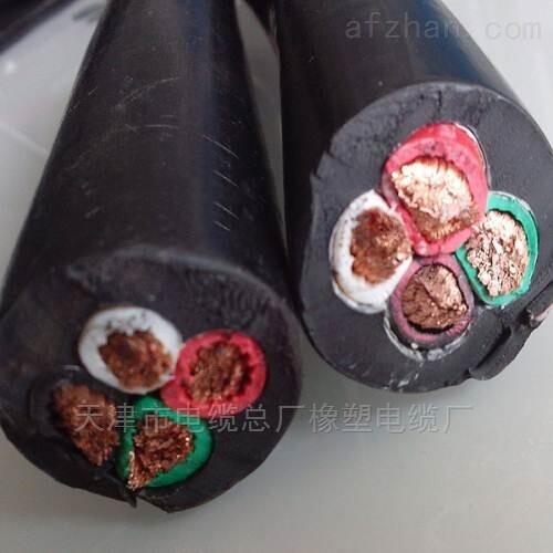 橡套电缆YCW3*70+1 YCW户外用电缆