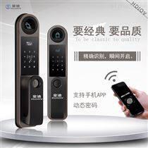 深圳指紋鎖廠家 電子家用門鎖  感應智能鎖