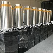 DB防暴不锈钢液压挡车柱 升降式隐形自动桩