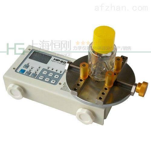 罐头瓶行业的扭力测试专用瓶盖扭力检测仪