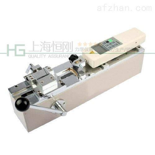 汽车线束端子拉力机测汽车电瓶带端子线束用