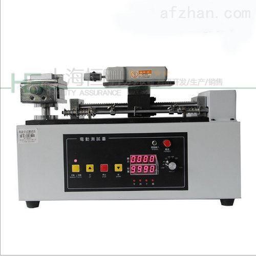 500KG电动卧式拉压测试仪多少钱一台
