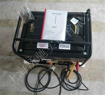 车载带轮移动250A汽油发电电焊机