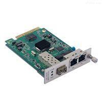 FT-MCG12RP-SFPManaged Media Converter (Card)
