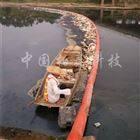 新型水上拦污浮筒河道水草拦截塑料浮栅浮筒