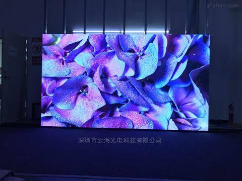 LED显示屏p5户外高清广告大屏幕安装价格