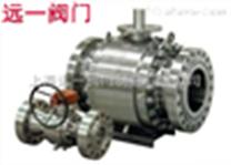 天然气锻钢球阀Q347F-16C/25/40/64/100
