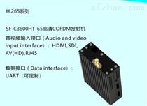 低延時COFDM高清無線視頻發射機