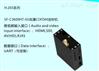 低延时COFDM高清无线视频发射机