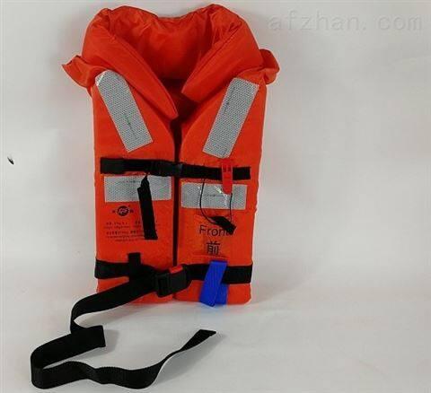 新标准船用救生衣性能
