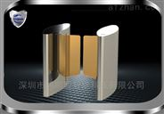 定制加高挡板翼闸不锈钢刷卡扫描平移闸厂家