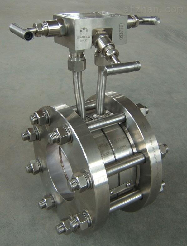 安徽DN300体孔板流量计