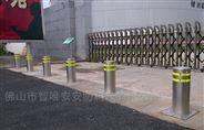 不锈钢液压升降柱厂家提供专业阻车器安装