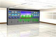 监控电视墙控制台指挥中心拼装安防设备