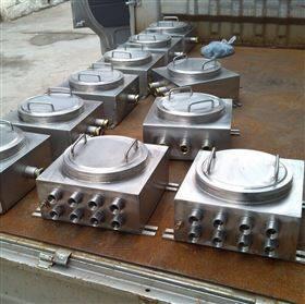 不锈钢材质防爆端子箱