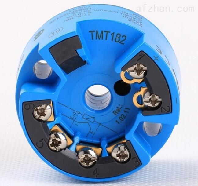 进口E+H TMT181温度变送器现货