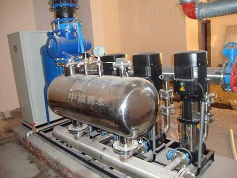 山西太原变频恒压供水设备