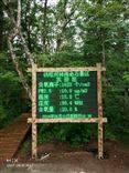 BRL-FY桂林旅游景区在线负氧离子氧含量分析仪