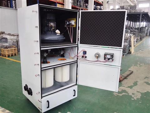 压粉集扬尘集尘机 压粉除尘器 工业集尘器