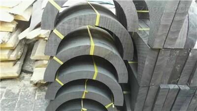 空调水管木管托厂价 中央空调管道木托批发