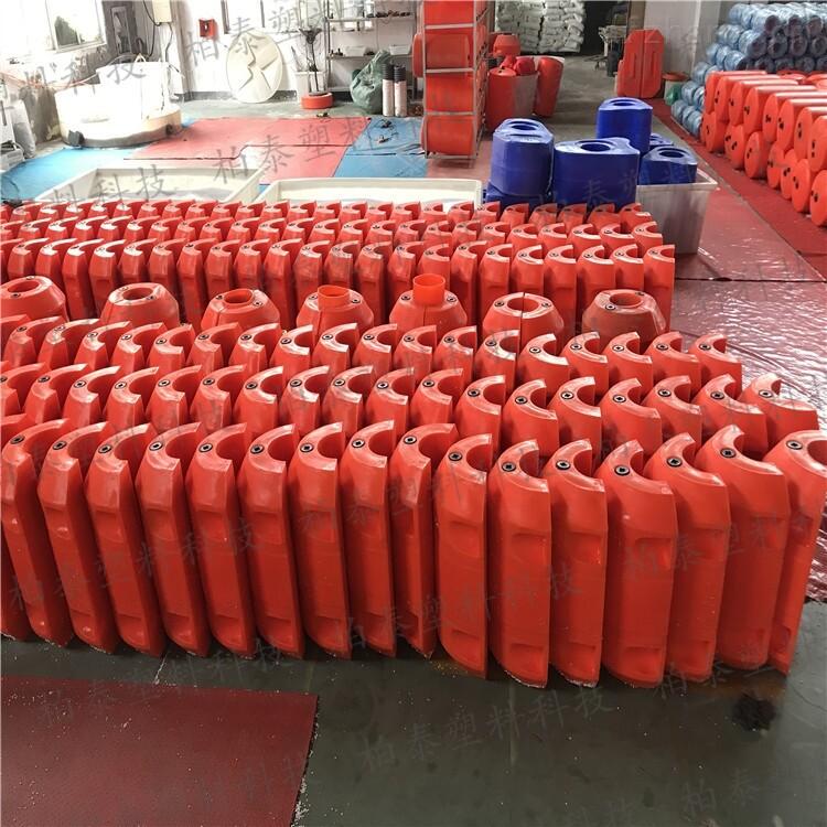 疏浚浮体怎样配 管道浮筒浮力计算方法